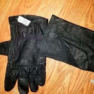Other - Leather Gloves (military issue)